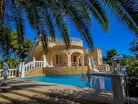 Leila Holiday Home With Private Swimming Pool In Moraira photos Exterior