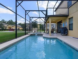 Cozy House With Private Pool And Spa Near Disney 1014 photos Exterior