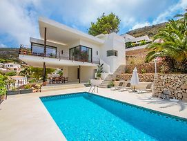 Laja - Panoramic Hillside Holiday House In Moraira photos Exterior