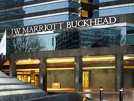 Jw Marriott Atlanta Buckhead photos Exterior