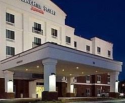 Springhill Suites By Marriott New Bern photos Exterior