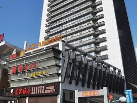 A Home Hotel Liuzhou Yuejin Road photos Exterior
