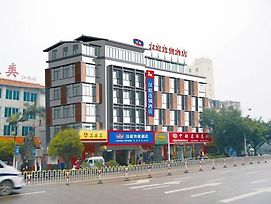 Hanting Express Liuzhou Bayi Road photos Exterior