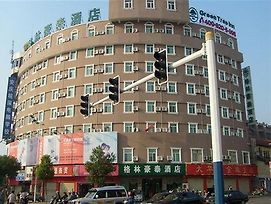 Greentree Inn Anqing Xiaosu Road Shell Hotel photos Exterior