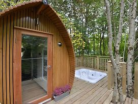 Riverbeds Lodges With Hot Tubs photos Exterior