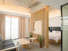 Seclusion Light Luxury Guesthouse photos Exterior