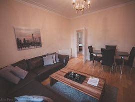 Stylish And Spacious Two Bed In Aberdeen'S West End photos Exterior