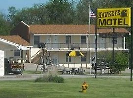 Hawkeye Motel photos Exterior