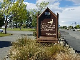 High Country Lodge Motels photos Exterior