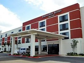 Springhill Suites By Marriott Mcallen Convention Center photos Exterior