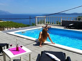 Holiday House With A Swimming Pool Marusici Omis 11898 photos Exterior