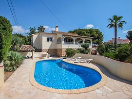 Bal 30E Traditionally Furnished Villa In Benissa photos Exterior