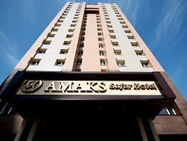 Amaks Safar Hotel photos Exterior