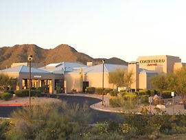 Courtyard By Marriott Scottsdale/Mayo photos Exterior