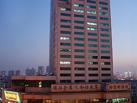 Shenyang Qing Dynasty Culture Theme Hotel photos Exterior