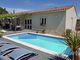 Beautiful Villa With Private Swimming Pool In Lirac France photos Exterior