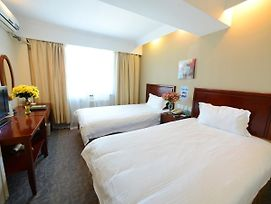 Greentree Inn Shandong Yantai Fushan District Yongda Street Express Hotel photos Exterior