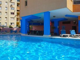 Studio In Torremolinos With Wonderful Sea View Pool Access Furnished Balcony 100 M From The Beach photos Exterior