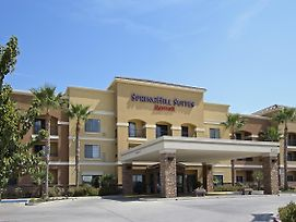 Springhill Suites By Marriott Madera photos Exterior