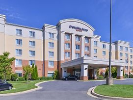 Springhill Suites By Marriott Arundel Mills BWI Airport photos Exterior