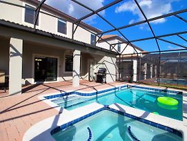 Aco Champions Gate Resort 6 Bedroom Vacation Home With Pool photos Exterior
