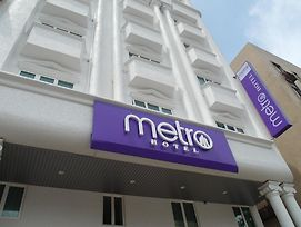 Hotel Metro At Kl Sentral photos Exterior