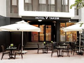 Hotel V Plus Taksim photos Exterior