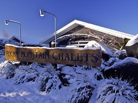 Rocky Mountain Chalets Ohakune photos Exterior