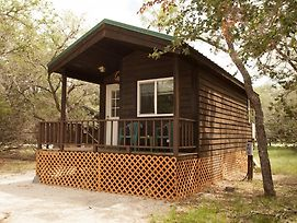 San Benito Camping Resort One Bedroom Cabin 5 photos Exterior