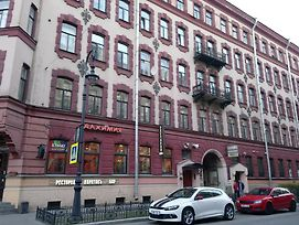 Apartment On Pushkinskaya photos Exterior