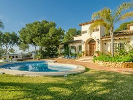 Luxury Villa With Private Pool And Jacuzzi In L'Albir photos Exterior