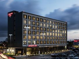 Hampton Inn By Hilton Cancun Cumbres photos Exterior