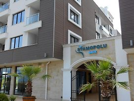 Apartments Stamopolu Lux Building B photos Exterior