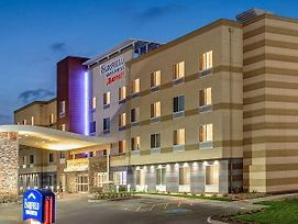Fairfield Inn & Suites By Marriott Warrensburg photos Exterior