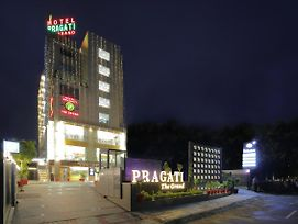 Hotel Pragati The Grand photos Exterior