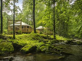 Lake Nantahala Smoky Mountain Yurts photos Exterior