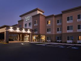 Fairfield Inn & Suites By Marriott Alexandria photos Exterior