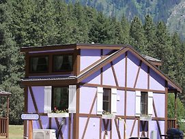 Leavenworth Camping Resort Tiny House Hanna photos Exterior