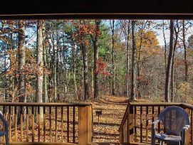 A Frame #18 Romantic Hideaway Hocking Hills 2 Bedroom Cabin photos Exterior