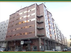 Diyafat Al Haramain Apartments 2 photos Exterior