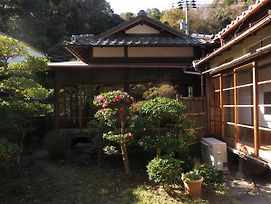 Traditional Japanese House Near Sea photos Exterior