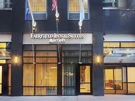 Fairfield Inn & Suites New York Downtown Manhattan photos Exterior