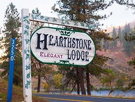 Hearthstone Elegant Lodge By The River photos Exterior