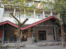 Jinjiang Inn Hangzhou West Lake Avenue Southern Song Inperial Street photos Exterior