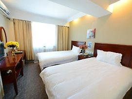 Green Tree Inn Nantong Haian Mingzhu City Express photos Exterior