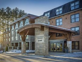 Fairfield Inn & Suites By Marriott Waterbury Stowe photos Exterior