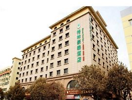 Greentree Inn Qingdao Wuyishan Road photos Exterior