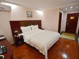 Greentree Inn Beijing Chaoyang Shilihe Antique City Express Hotel photos Exterior