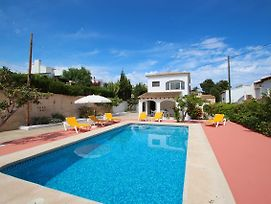 Tere - Holiday Home With Private Swimming Pool In Calpe photos Exterior