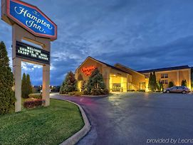 Hampton Inn Morristown photos Exterior
